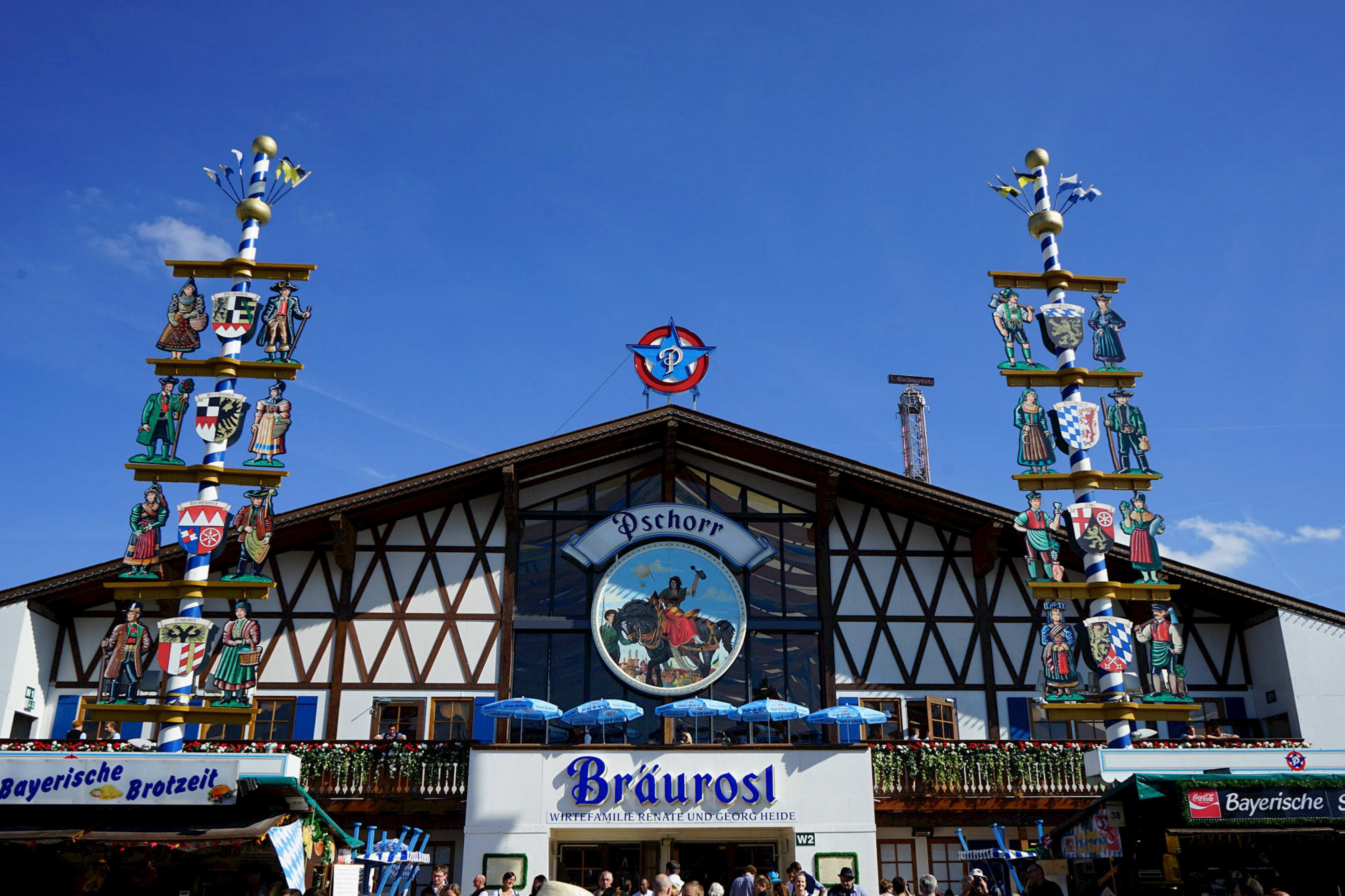 Oktoberfest reservierung 2020